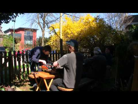 SPECTRUM INTERVIEW | Forsythia Girls (Easter Sunday Picnic Spiritual 2013)