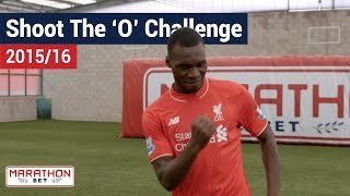 Liverpool FC take on Shoot the 'O' - 2015/16