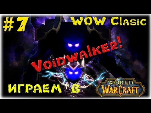 World Of Warcraft (Vanilla)__Voidwalker!___№7