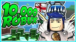 10,000 ROBUX - WORLD CUP GIVEAWAY !! ROBLOX