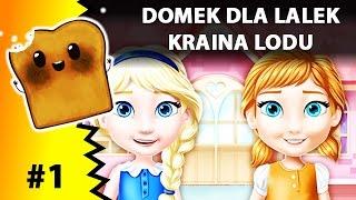 Darmowe Gry Online Dla Dzieci czyli Elza i Anna Kraina Lodu Domek dla Lalek