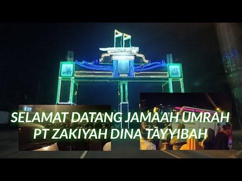 Live Report Umrah New Normal..