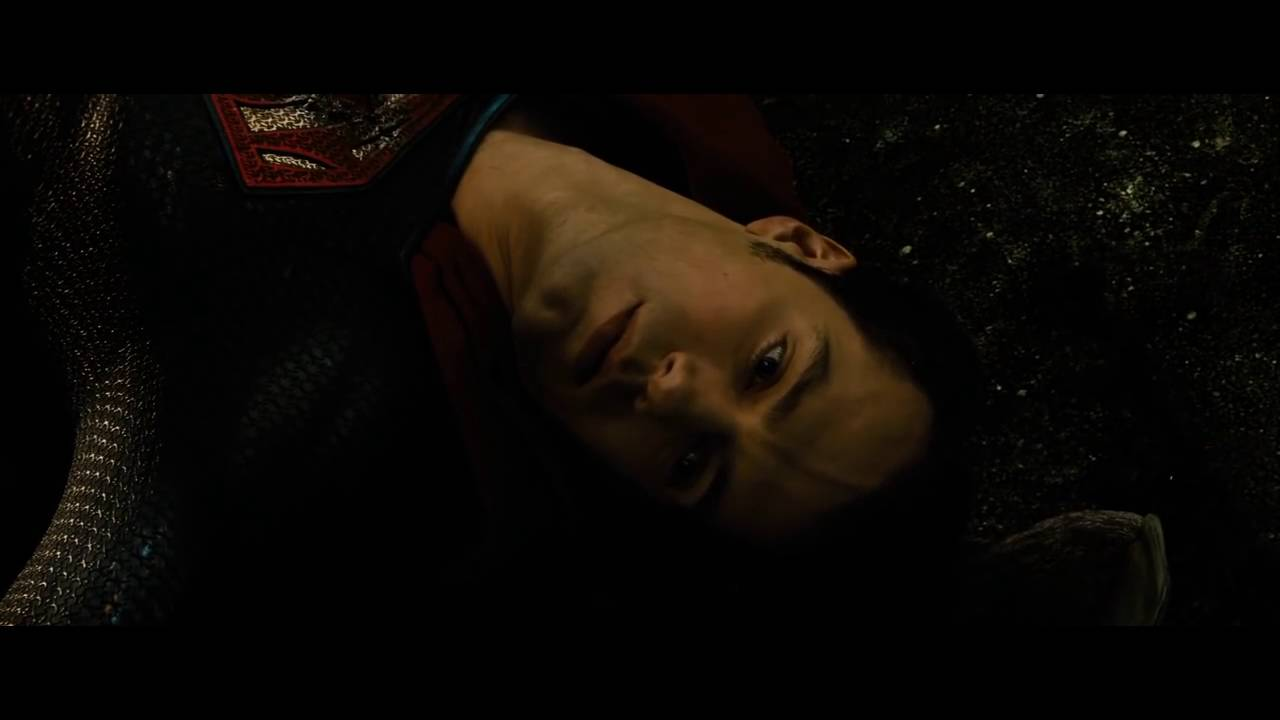 Batman Vs Superman  Superman Death Scene Hd Ultimate Cut -1456
