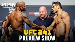 UFC 241 Preview Show - MMA Fighting