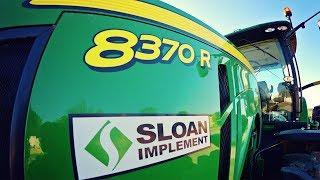 John Deere 8370R - Joy Ride Home - Sloan Implement