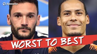 Ballon D'or 2019 Nominees Ranked From Worst To Best