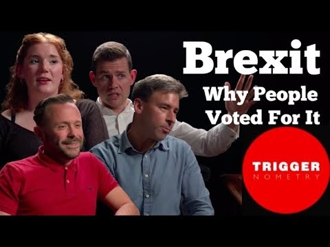 Brexit and Why People Voted For It
