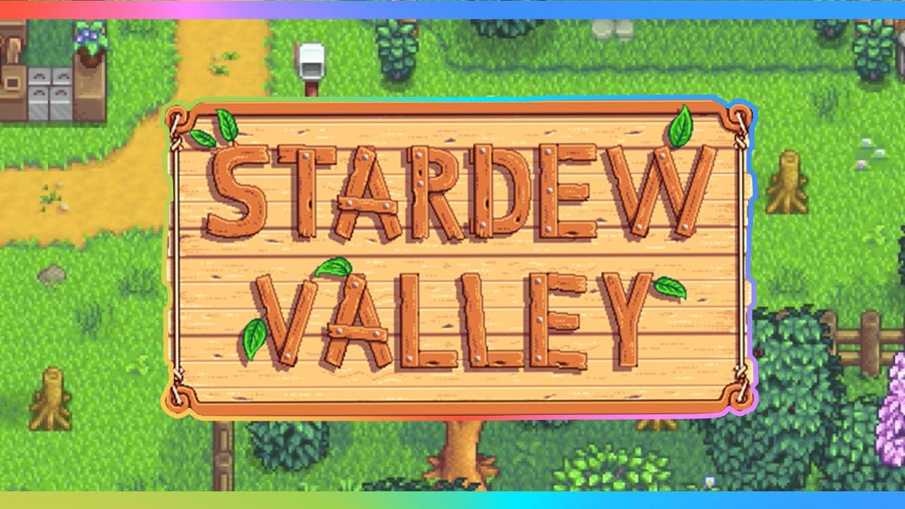 Fresh Booty Farm Stardew Valley Gameplay Youtube