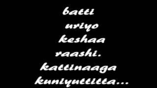 Kaadu Kudre odi banditta with lyrics.f4v