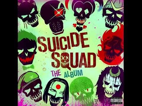 SUICIDE SQUAD Soundtrack (Black Sabbath - Paranoid)
