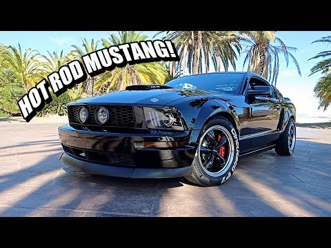I Cammed My Nitrous Mustang GT!
