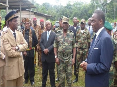 Defence Minister gives tall order to newly appointed military officers in NW, SW