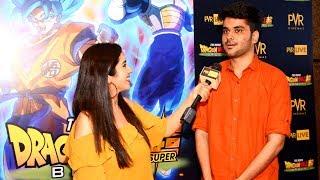 Dragon Ball Super Movie India | Mumbai Meetup Vlog