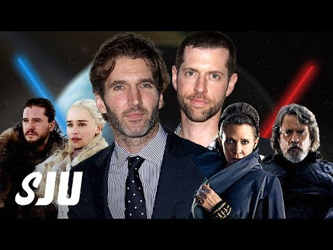 Game of Thrones Writers for Next Star Wars Movie | SJU