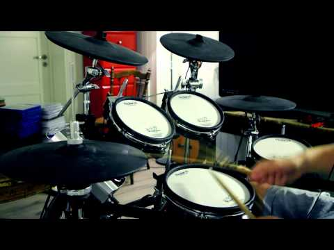 Five finger death punch coming down drum cover youtube
