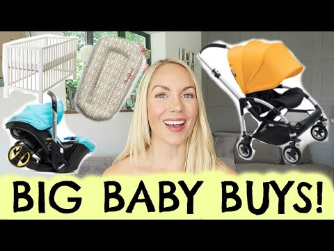 THE BEST BIG BABY BUYS  |  BIG BABY ESSENTIALS HAUL