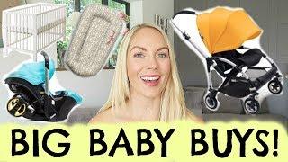 The best big baby buys  |  big baby essentials haul