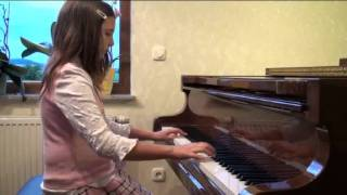 C H Matos Rodrigeuz,  Tango La Cumparsita piano