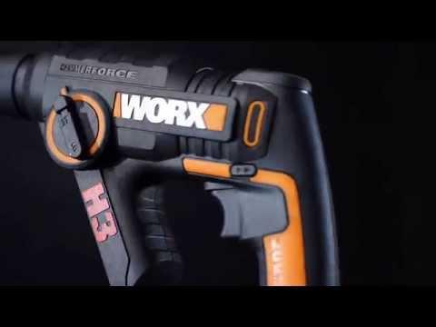 WORX WX390 20V H3 - ENG WWW.WORX.COM