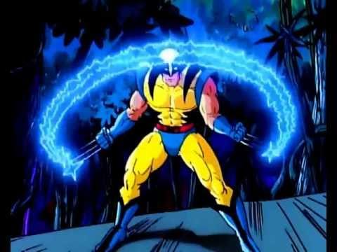 X-Men TAS Intro (1080p HD)