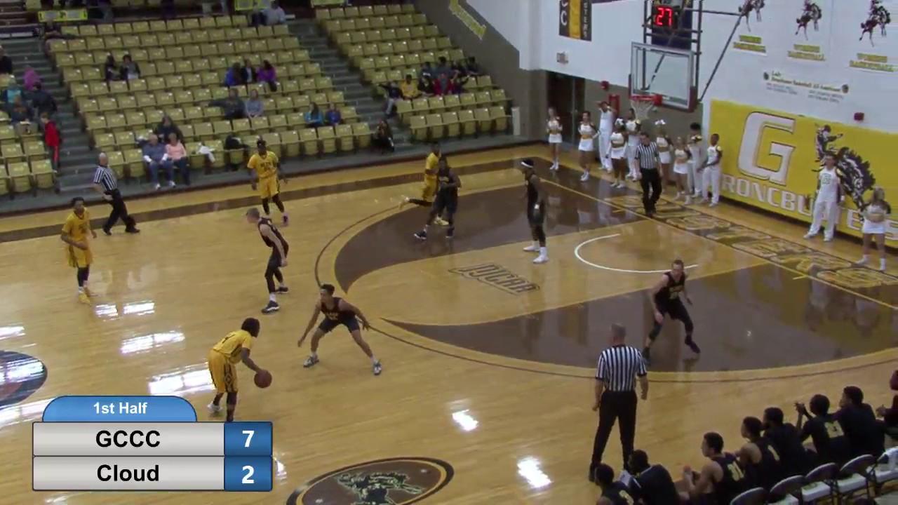 Garden City vs. Cloud County Community College (Men\'s Basketball ...