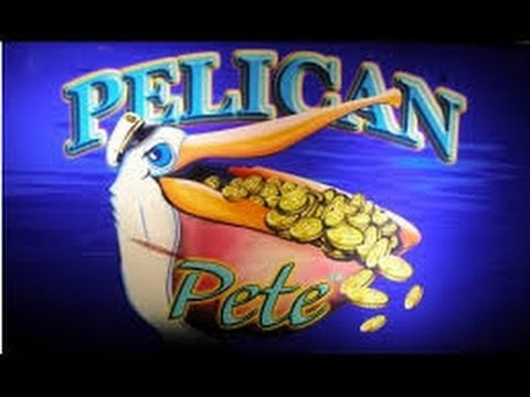 Pelican Pete Slots Machine