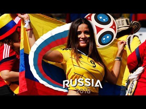 FIFA World Cup 2018 Russia • Official Promo (J. Balvin - Positivo)