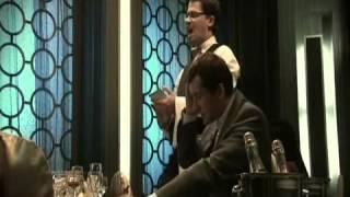 Бульдог шоу В ресторане 2010
