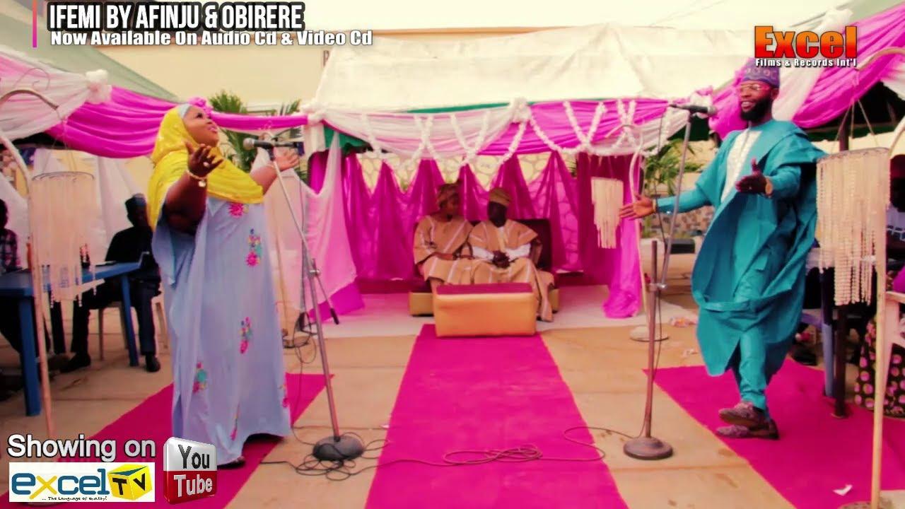 Download IFEMI (My Love) | Alhaja Aminat Ameerat Ajao Obirere X Bro AbdulAzeez Waliyullahi Olamide Afinju