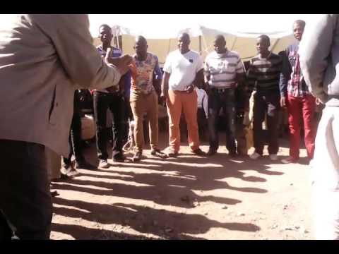 Mokopane singers fit Kenny Makweng