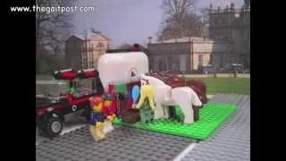The Badminton Lego Horse Trials