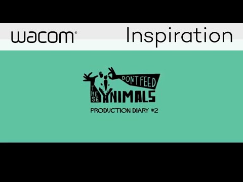 Don't Feed These Animals Production Diaries - '#2 EPI'