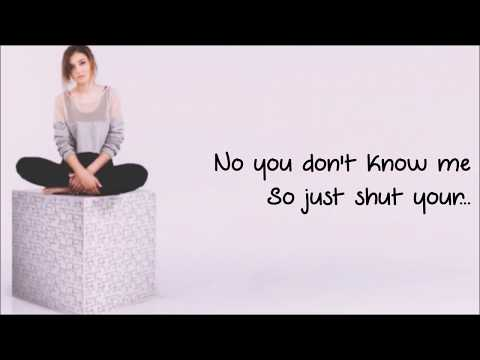 Daya - Talk (Lyrics)