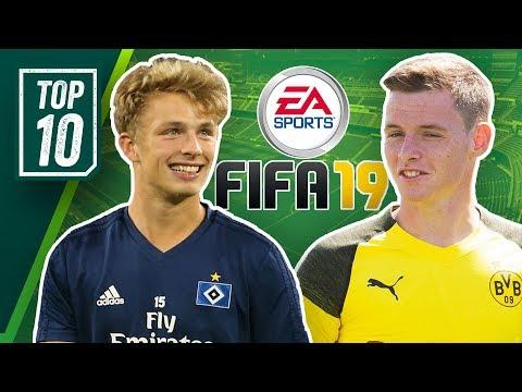 FIFA 19: Diese Wunderkinder brauchst du unbedingt in deinem Team! 10 Talente unter 5 Millionen!