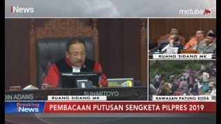 Gambar cover Hakim MK Tolak Permohonan Tim Prabowo-Sandiaga soal Surat Suara Tercoblos - Breaking iNews 27/06