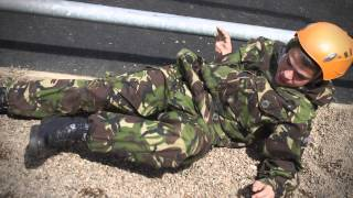 Spartan Cadre - Annual Camp 2013, Otterburn Training Camp and Training Areas - LNR ACF