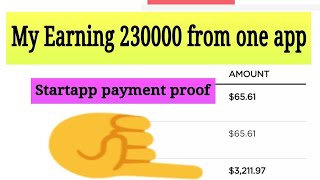 income proof from apps