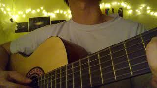 Lưu bút ngày xanh (Thanh Sơn) - guitar cover