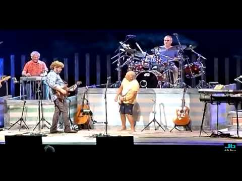 Jimmy Buffett - Midnight Rider (Jiffy Lube Ampitheater, Bristow, VA - Aug 27, 2011)