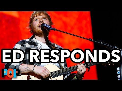 "Ed Sheeran Song ""Small Bump"" NOT Anti-Abortion"