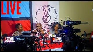 BREAKING NEWS: Ni kweli Kubenea ametangaza kuhama ''CHADEMA''?