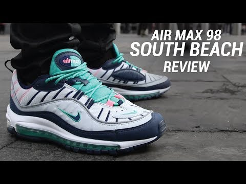 cheap thoughts on check out AIR MAX 98 SOUTH BEACH REVIEW