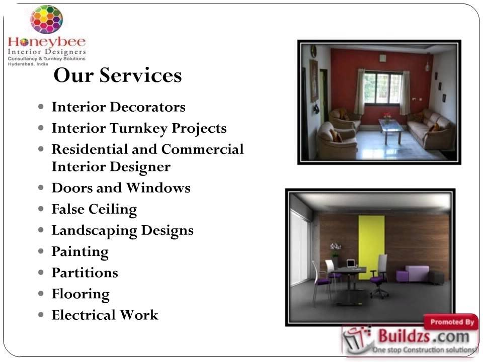 Exceptionnel Interior Designers Service Provider By Honeybee Interiors