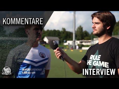 Interview mit Daniel Friedrich (SG Bremthal) | MAINKICK.TV