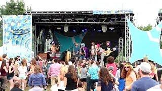 Goosepimp Orchestra: 2014-06-14 - Disc Jam Music Festival [HD]