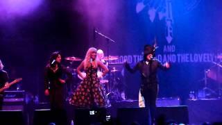Adam Ant Live - Deutscher Girls - O2 Academy, Glasgow - 23.05.11