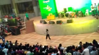 leon on dance independent university bangladesh valentines day concert 2016 pohela falgun