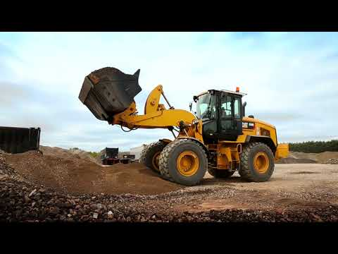 Auto Lube For 926M, 930M, 938M Cat® Small Wheel Loaders