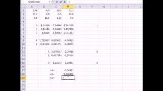 Решение систем линейных уравнений, урок 4/5. Метод Гаусса