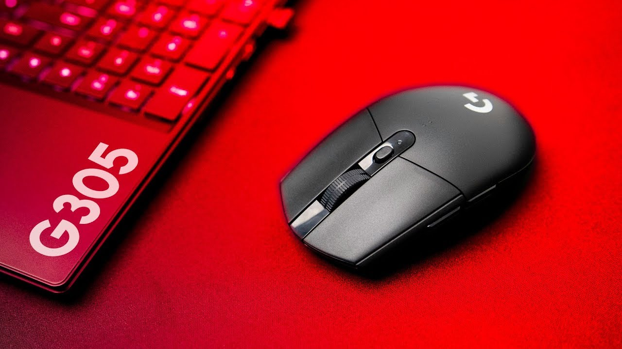 Logitech G305 - Just $59, Yet GREAT Wireless Gaming Mouse!